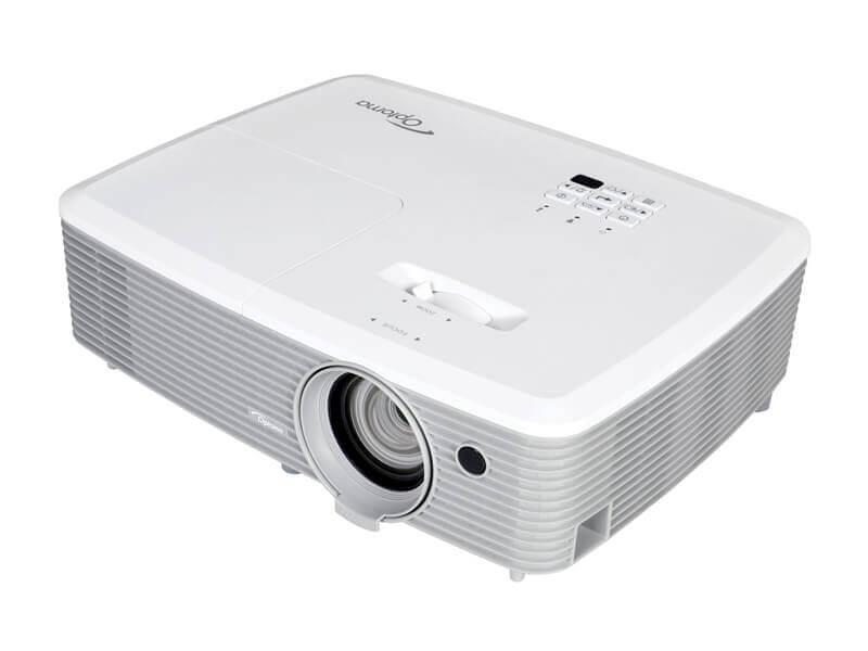 Проектор универсальный Optoma W400+