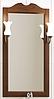 Зеркало Клио 50 OPADIRIS, цвет Орех антикварный (нагал Р46) Z0000001899