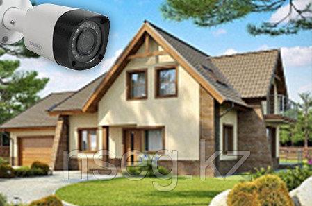 Установка системы видеонаблюдения в частном доме, фото 2