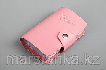 Кейс Swanky Stamping на 20 пластин, розовый