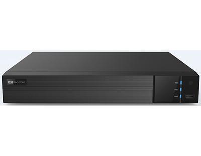 16 канальный IP видеорегистратор TVT TD-3316B4-A1 с распознаванием лица