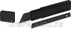 """Лезвие OLFA """"BLACK MAX"""" сегментированное, 5шт, 25х126х0,7мм , фото 3"""