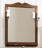 Зеркало OPADIRIS Клио 80, цвет Орех антикварный (нагал Р46) Z0000001009