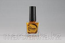 Лак для стемпинга Swanky Stamping №003, золото, 10 мл.