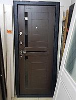 Дверь металлическая Яр темный
