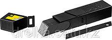 Лезвие OLFA BLACK MAX сегментированное, 8 сегментов, 18х100х0,5мм, 50шт , фото 2