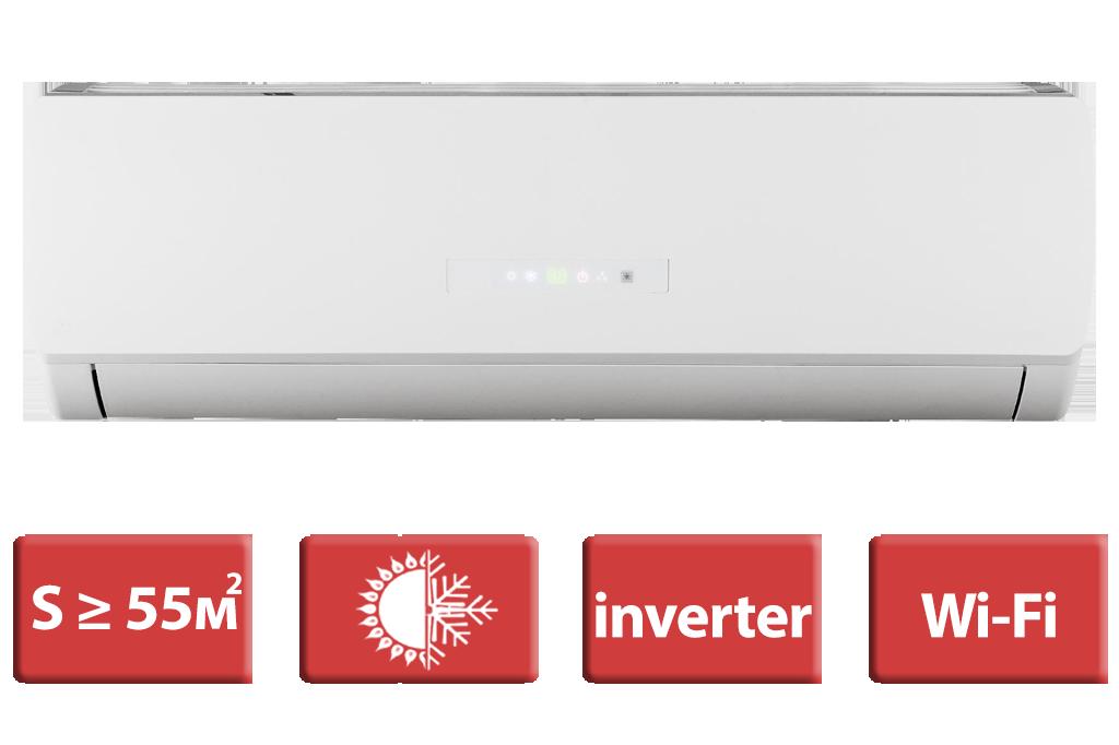 Кондиционер Gree: GWH18TC-S3DBA3E серия Hansol Inverter