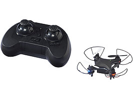 Мини дрон с камерой на дистанционном управлении, черный