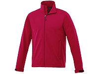 Куртка софтшел Maxson мужская, красный, фото 1