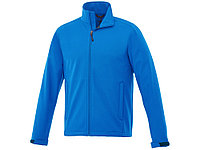 Куртка софтшел Maxson мужская, синий, фото 1