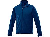 Куртка софтшел Maxson мужская, темно-синий, фото 1