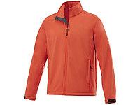 Куртка софтшел Maxson мужская, оранжевый, фото 1