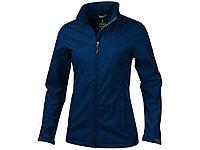 Куртка софтшел Maxson женская, темно-синий, фото 1