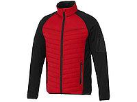 Утепленная куртка Banff мужская, красный/черный, фото 1