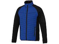 Утепленная куртка Banff мужская, синий/черный, фото 1