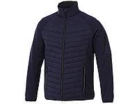 Утепленная куртка Banff мужская, темно-синий/черный, фото 1