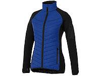 Женская утепленная куртка Banff, синий/черный, фото 1