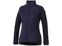 Женская утепленная куртка Banff, темно-синий/черный, фото 1