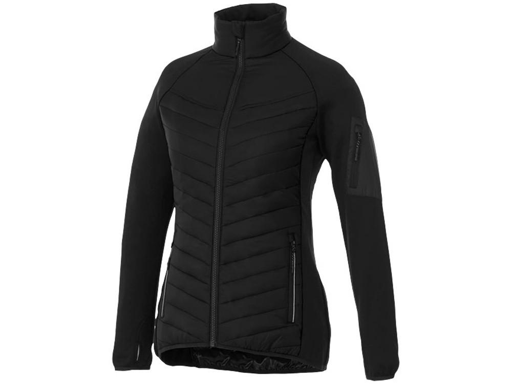 Женская утепленная куртка Banff, черный