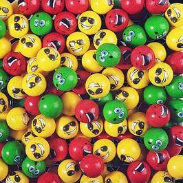 Жевательная резинка 25 мм ZED Candy