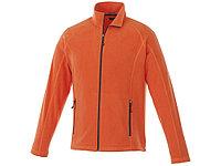 Джемпер из полифлиса Rixford мужской, оранжевый, фото 1