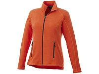 Джемпер из полифлиса Rixford женский, оранжевый, фото 1