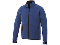 Куртка трикотажная Kariba мужская, ярко-синий, фото 1