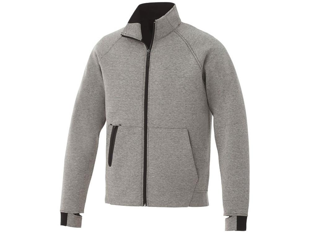 Куртка трикотажная Kariba мужская, серый