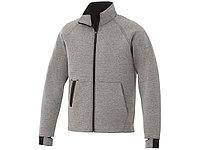 Куртка трикотажная Kariba мужская, серый, фото 1