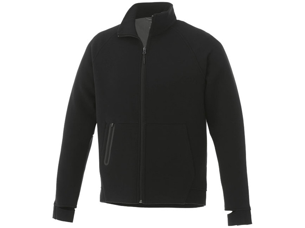 Куртка трикотажная Kariba мужская, черный