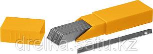 Лезвия OLFA сегментированные из нержавеющей стали, 9х80х0,38мм, 13 сегментов, 50шт, фото 2