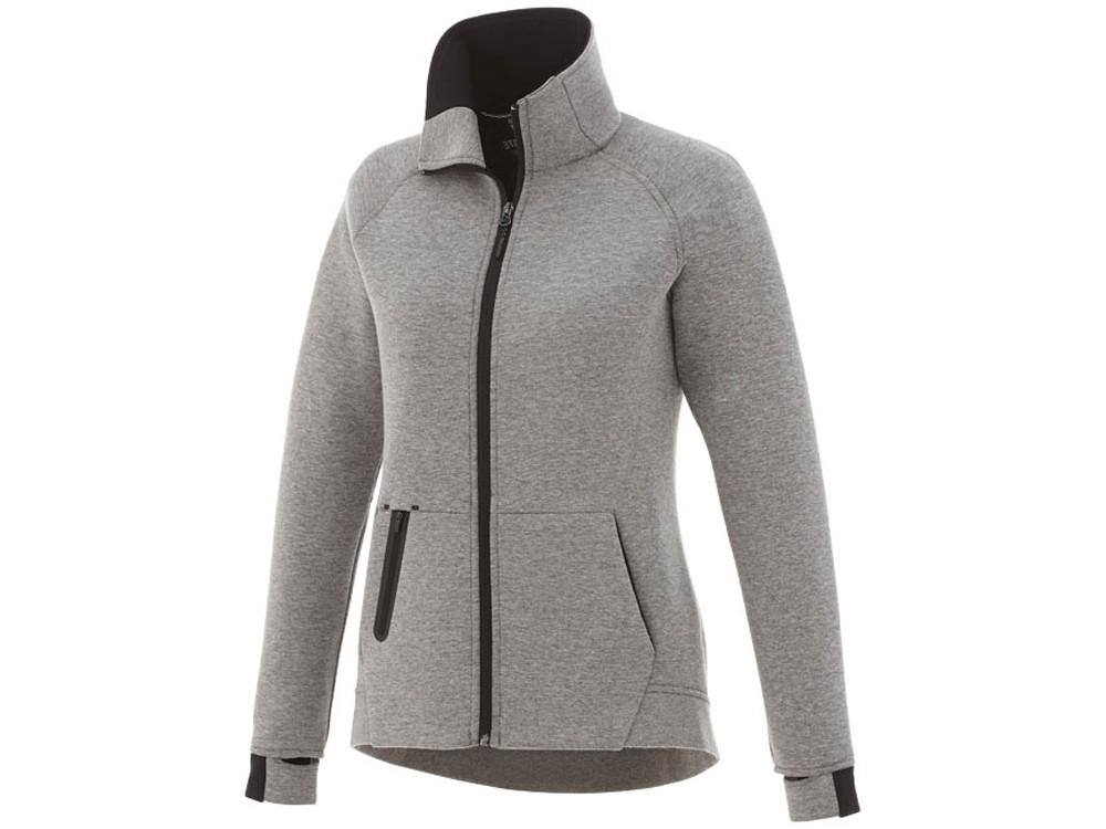Куртка трикотажная Kariba женская, серый