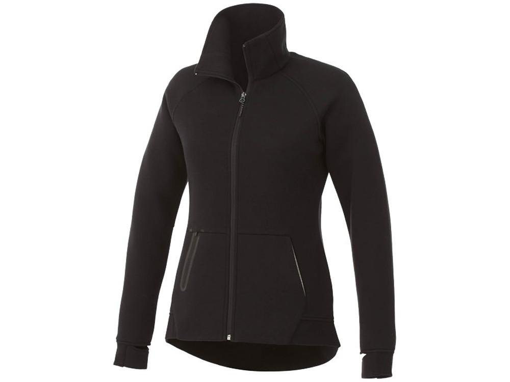 Куртка трикотажная Kariba женская, черный