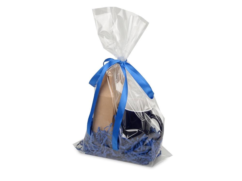Подарочный набор Mattina с кофе, синий