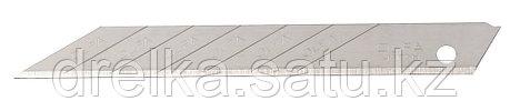 Лезвие OLFA сегментированное для графических работ, 9х80х0,38мм, 10шт, фото 2