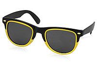 Очки солнцезащитные Rockport, черный/желтый, фото 1