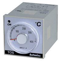 Температурный контроллер с круговой шкалой TOS-B4RP2C