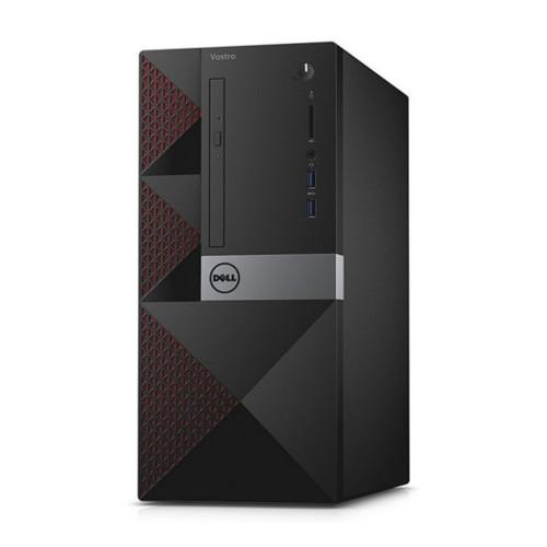 Компьютер DELL Vostro Desktop 3670 BTX Base. Intel i5-8400 / 4GB (1X4GB) DDR4, 2666MHz/ 1TB 7200RPM Hard Drive