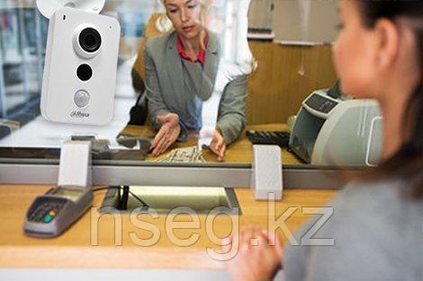 Установка видеонаблюдения в банке