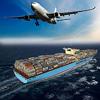 Интермодальные перевозки по всему миру