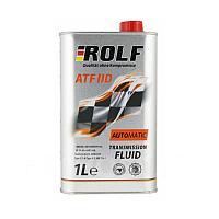 Трансмиссионное масло для АКПП и ГУР ROLF ATF IID 1L