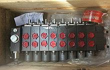 Гидрораспределитель ДЗ-122Б70802000 (10 секций) 10РМ80 для автогрейдера ДЗ-122