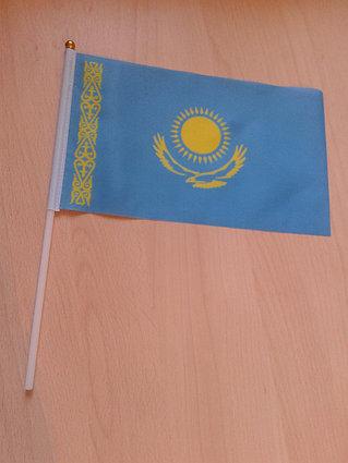 Флажок Казахстана