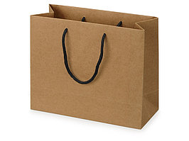 Пакет подарочный Kraft M, 30x25x12 см (артикул 9911329)