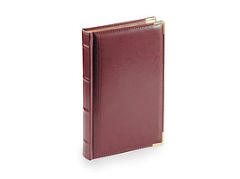 Ежедневник А5 полудатированный Boss, коричневый (артикул 3-404.268)