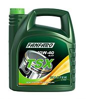 Масло моторное FANFARO TSX 10W40 5 литров