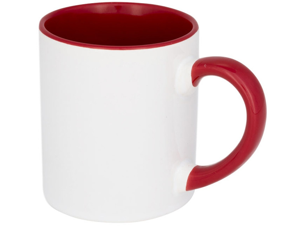 Цветная мини-кружка Pixi для сублимации, красный
