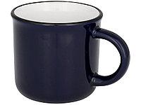 Керамическая походная кружка, синий, фото 1