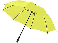 Зонт-тростьZeke30,неоново-зеленый, зеленый, фото 1