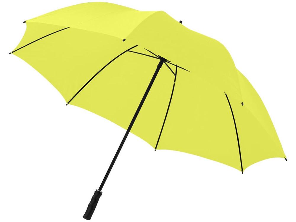 Зонт-тростьZeke30,неоново-зеленый, зеленый